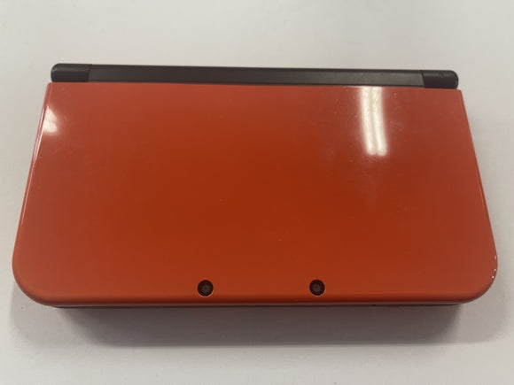 'new' Nintendo 3DS XL Orange Console with Charger