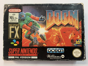 Doom Complete In Box