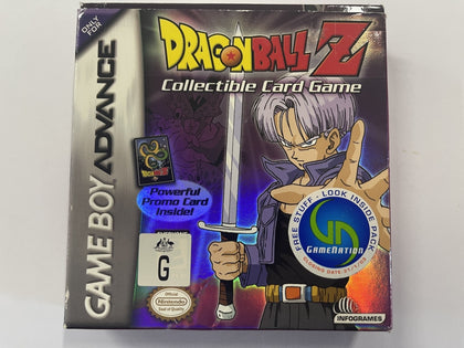 Dragon Ball Z Collectible Card Game Complete In Box