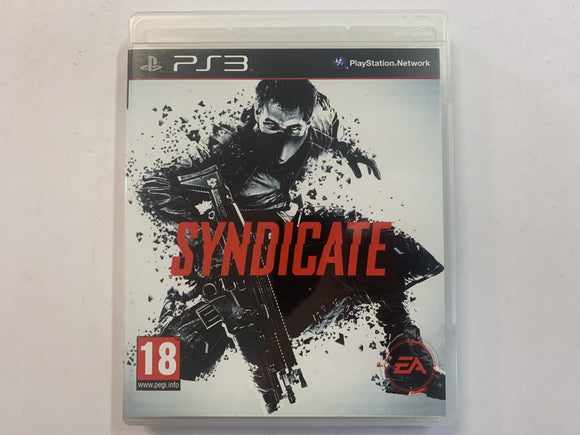 Syndicate Complete In Original Case