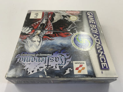 Castlevania Harmony Of Dissonance Complete In Box