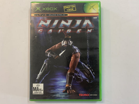 Ninja Gaiden Complete In Original Case