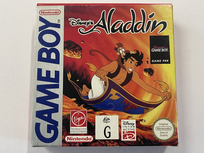 Aladdin Complete In Box