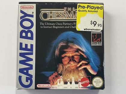The Chessmaster Complete In Box
