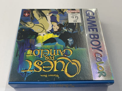 Quest For Camelot Complete In Box