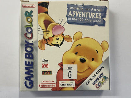 Winnie The Pooh Adventures In The 1000 Acre World Complete In Box