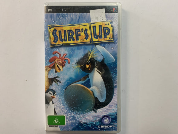 Surf's Up Complete In Original Case
