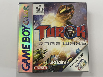 Turok Rage Wars Complete In Box
