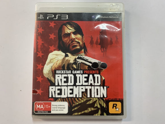Red Dead Redemption Complete In Original Case
