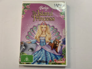 Barbie As The Island Princess Complete In Original Case