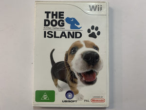 The Dog Island Complete In Original Case