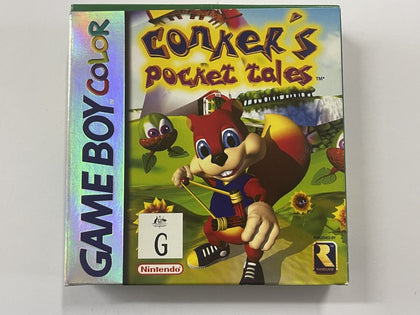 Conker's Pocket Tails Complete In Box