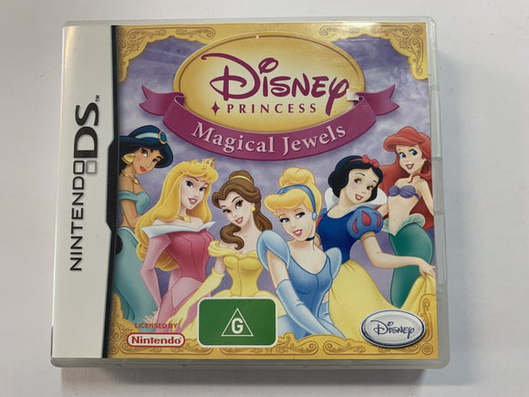 Disney Princess Magical Jewels Complete In Original Case