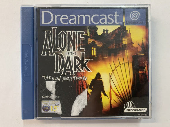 Alone In The Dark Complete In Original Case