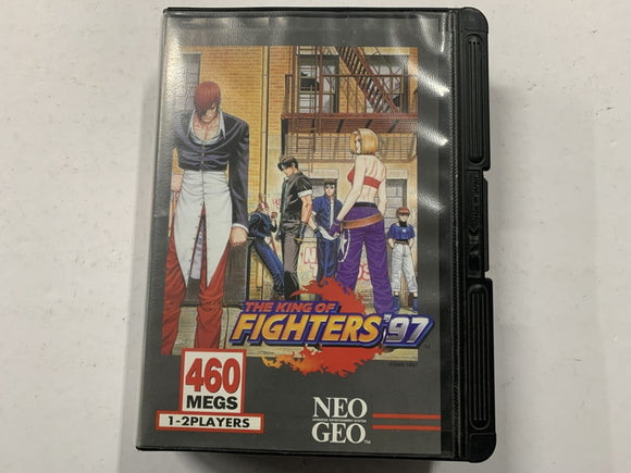 King Of Fighters 97 Neo Geo AES Complete In Original Case