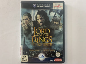 The Lord Of The Rings The Two Towers In Original Case