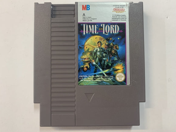 Time Lord Cartridge