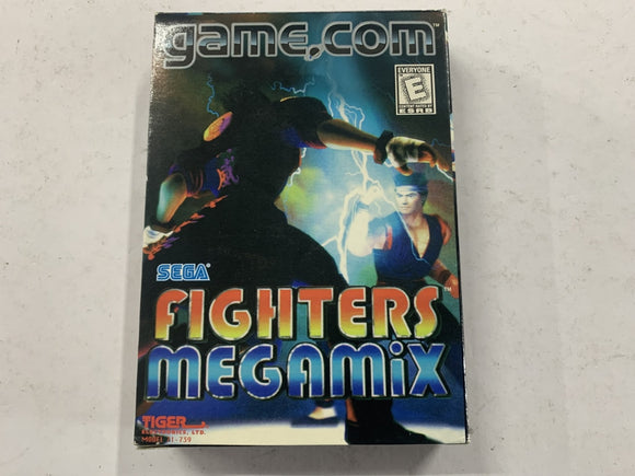 Sega Fighters Mega Mix for Game.Com Complete In Box