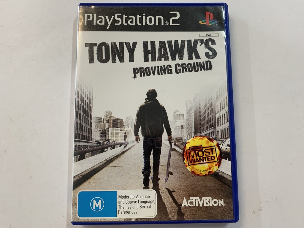 Tony Hawk's Proving Ground Complete In Original Case