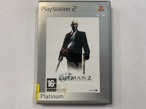 Hitman 2 Silent Assassin Complete In Original Case