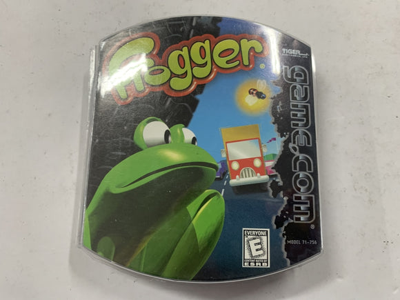 Frogger for Game.Com Complete In Original Case