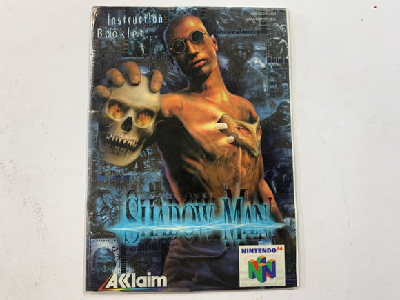 Shadowman Game Manual