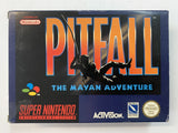 Pitfall The Mayan Adventure Complete In Box