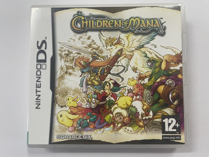 Children Of Mana Complete In Original Case