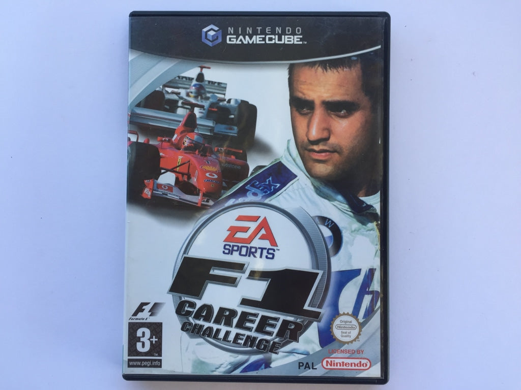 F1 Career Challenge Complete In Original Case