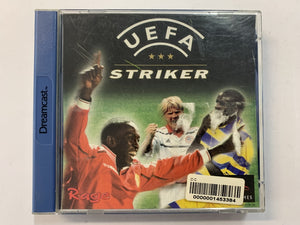 UEFA Striker Complete In Original Case