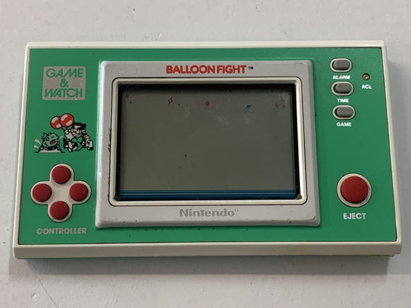 Balloon Fight Widescreen Game & Watch Handheld Console