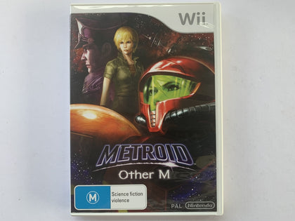 Metroid Other M Complete In Original Case