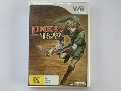 Link's Crossbow Training Complete In Original Case