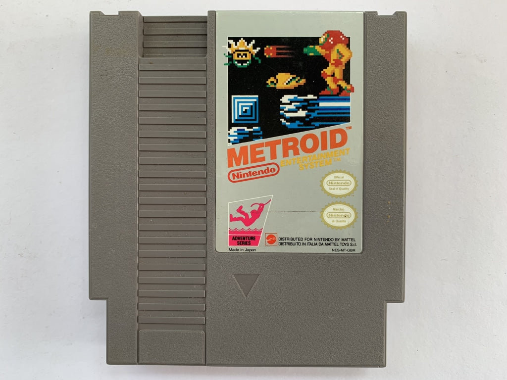 Metroid Cartridge