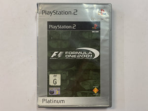 Formula One F1 2001 Complete In Original Case