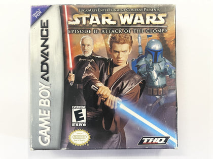 Star Wars Episode 2 Attack Of The Clones Complete In Box
