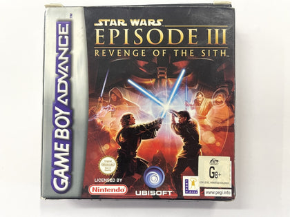 Star Wars Episode 3 Revenge Of The Sith Compelte In Box