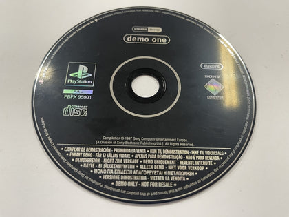 Demo One Disc Only