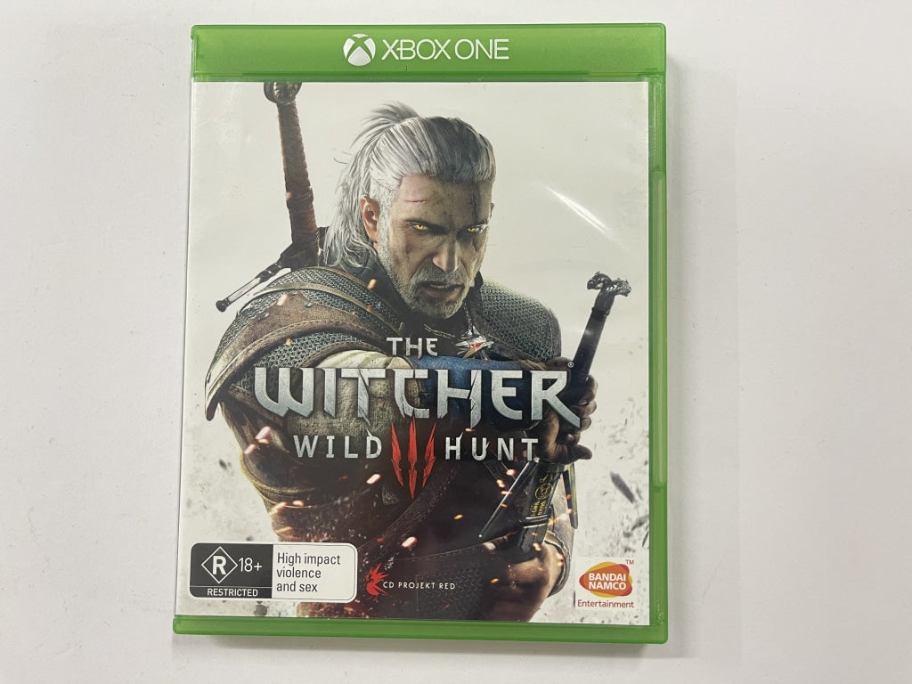 The Witcher 3 Complete In Original Case
