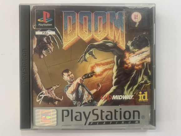 Doom Complete In Original Case