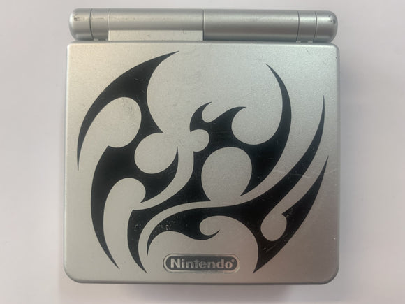 Limited Edition Tribal Gameboy Advance SP Console