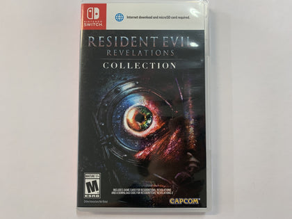 Resident Evil Revelations Collection Complete In Original Case