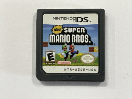 New Super Mario Bros Cartridge