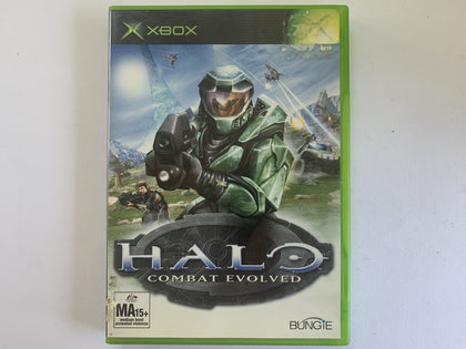 Halo Complete In Original Case
