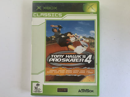 Tony Hawk's Pro Skater 4 Complete In Original Case