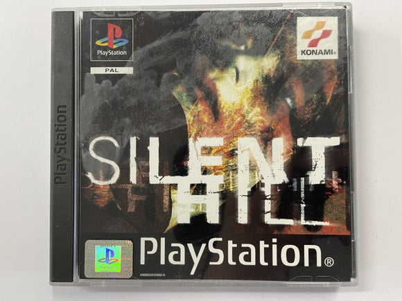 Silent Hill Complete In Original Case