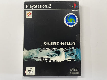 Silent Hill 2 Special 2 Disc Edition Complete In Original Case
