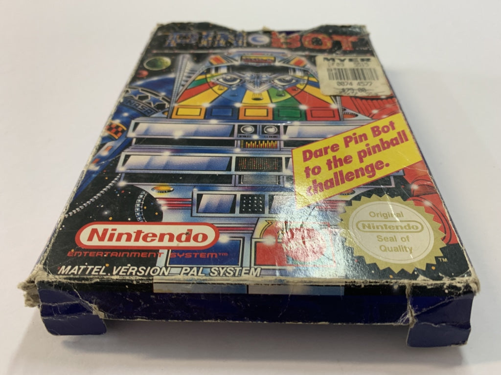 Pin Bot In Original Box