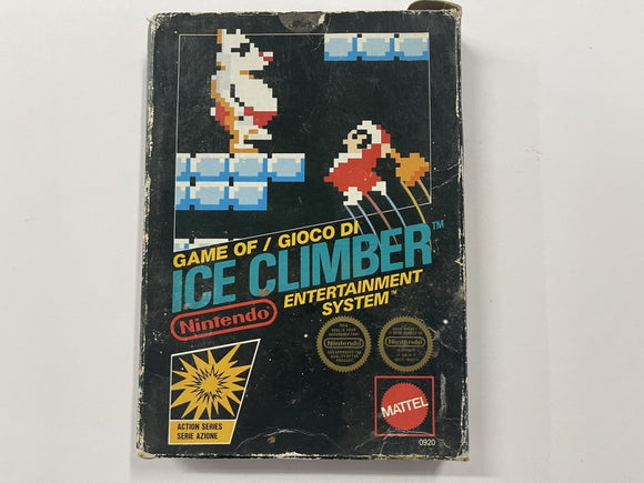 Ice Climber Complete In Box