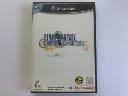 Final Fantasy Crystal Chronicles Complete In Original Case